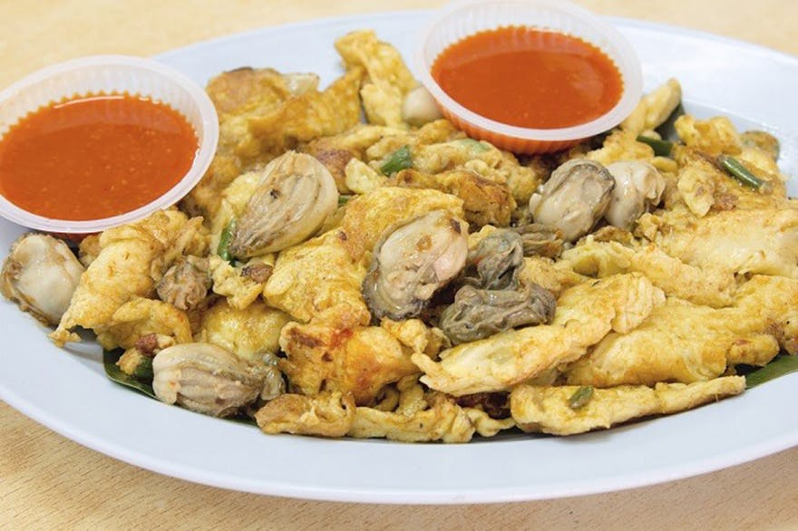 oyster-omelette