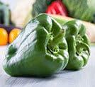 Pimentón verde