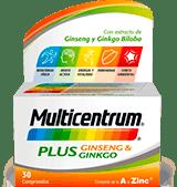 Imagen de producto de Multicentrum Plus