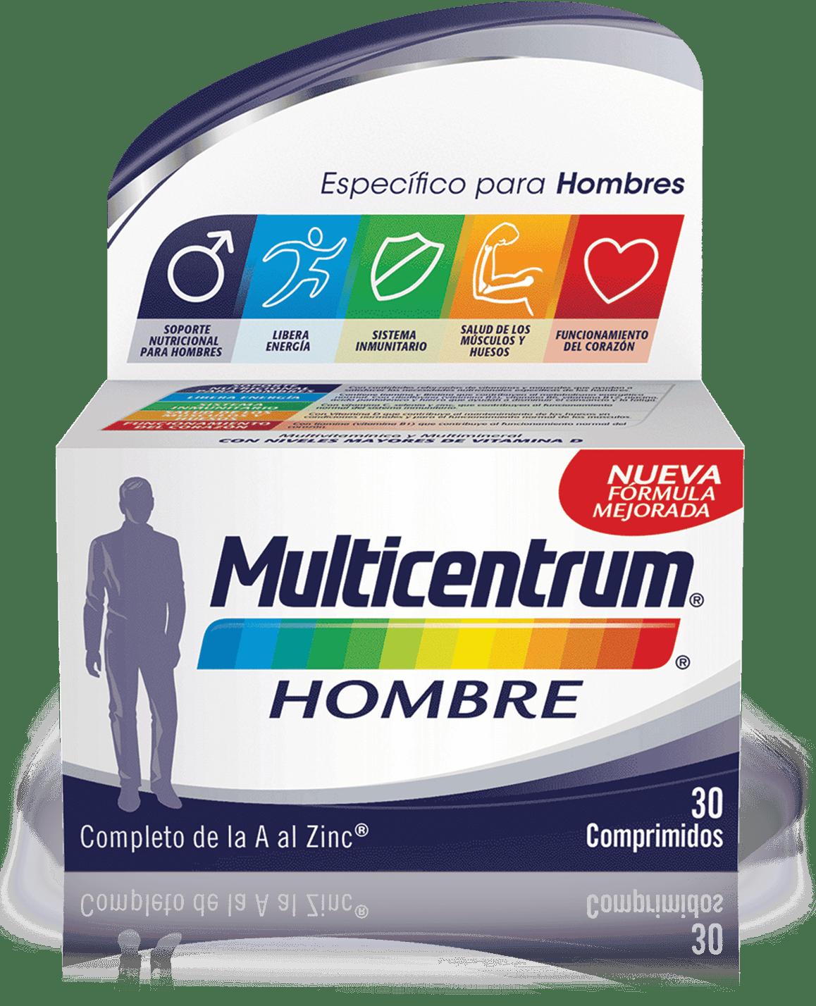 Imagen de producto de Multicentrum Hombre
