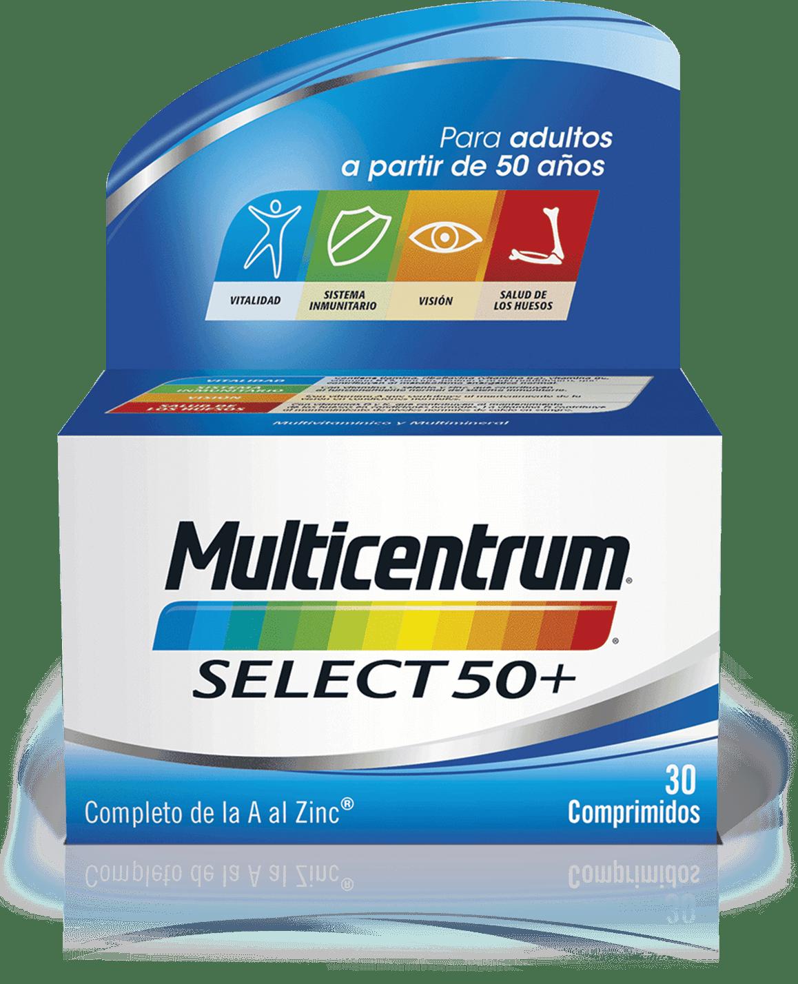 Imagen de producto de Multicentrum 50+