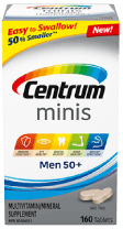 Centrum Minis Men 50+