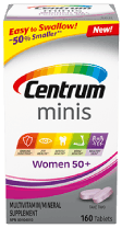Centrum Minis Women 50+