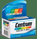 Εικόνα προϊόντος Centrum Select 50+