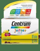 Centrum Junior opakowanie