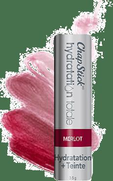 Baume pour les lèvres Hydratation plus teinte Merlot