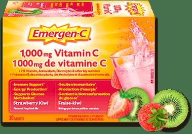 Emergen-C Strawberry Kiwi
