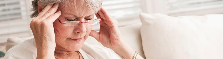 New glasses headache