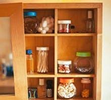 pill cabinet
