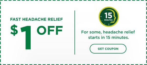 Excedrin Coupon Extra Strength