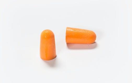 orange ear plugs