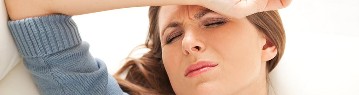 migraine symptoms and signs
