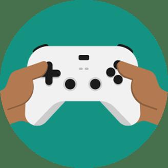 games console controller icon