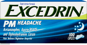 EXCEDRIN PM