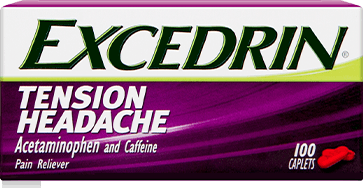 EXCEDRIN TENSION