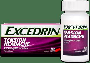 Excedrin® Tension Headache Caplets
