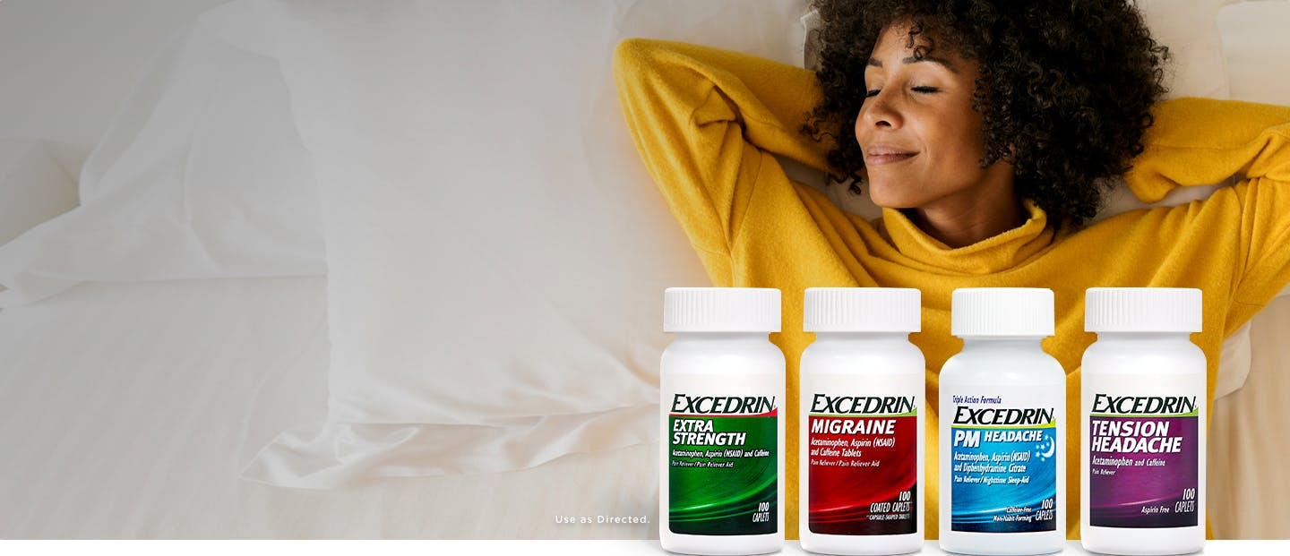 FAST. TRUSTED. HEADACHE RELIEF. IT'S WHAT WE DO.