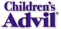 Children Advil logo
