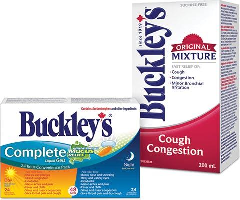 Buckleys Brand Cluster