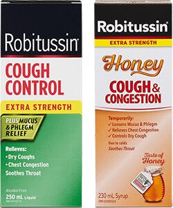 Robitussin Brand Cluster