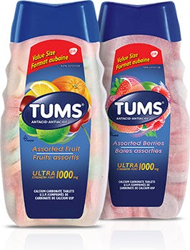 Tums Brand Cluster