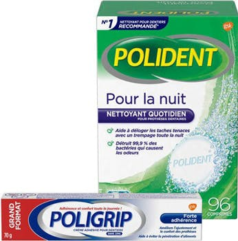 Polident Poligrip French
