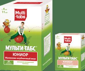 МУЛЬТИ ТАБС ЮНИОР