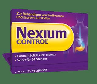 Nexium Control Pack