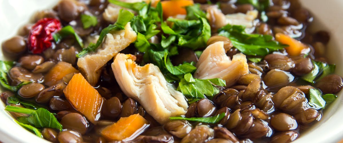 14 Protein-Packed Meals to Help Heartburn