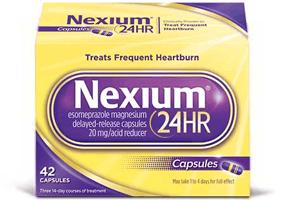 Nexium® 24HR Capsules