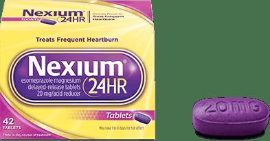 Nexium 24HR Tablets