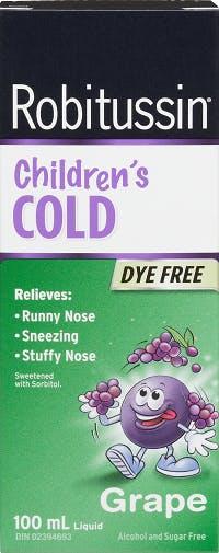 Robitussin Children's Cold