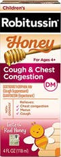 Children's Robitussin Honey Cough & Chest Congestion DM