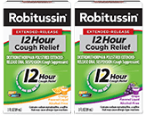12 Hour Cough Syrup (OTC) - Two Great Tasting Flavors