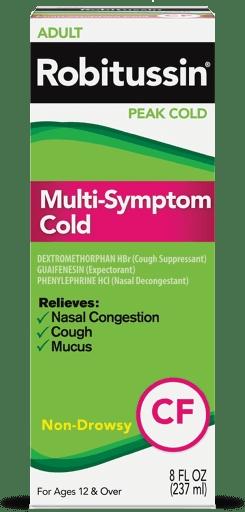 Multi-Symptom Cold CF