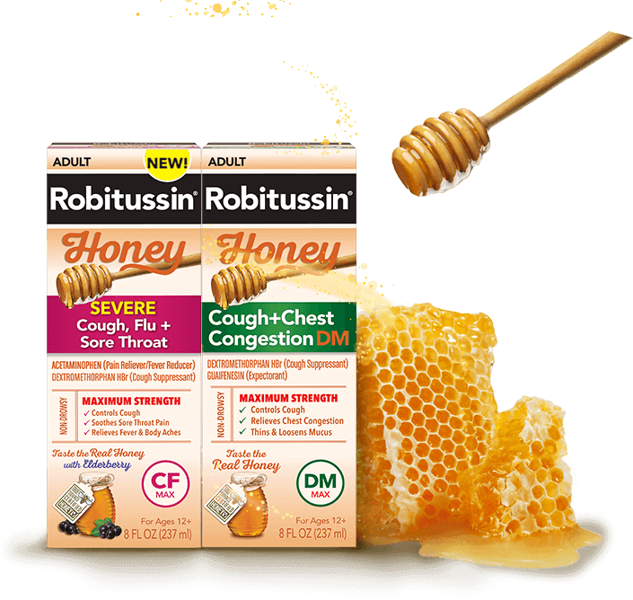 Robitussin Honey
