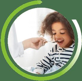 Cómo tomar un jarabe para la tos