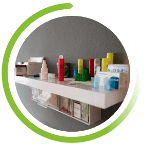 Dónde guardas medicamentos en casa