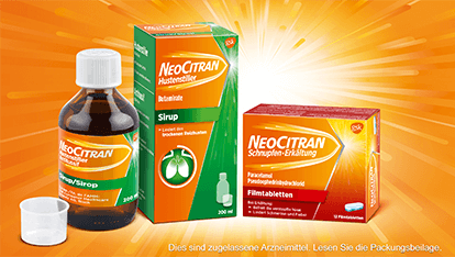 NeoCitran Produkte
