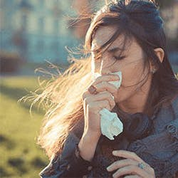 CATCH AND RELEASE: GETTING OVER THE COMMON COLD