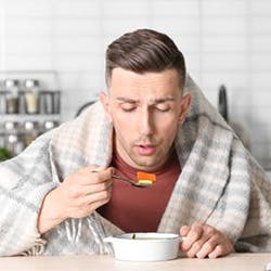4 FOODS AND DRINKS TO MAKE WHEN YOU FEEL SICK