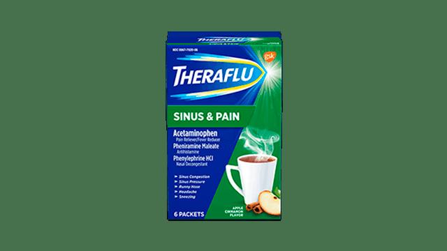 Theraflu® Sinus Pain