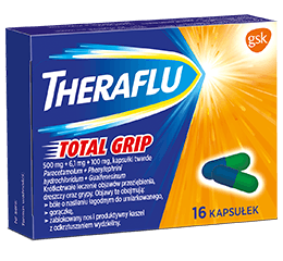 Theraflu total grip