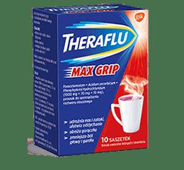 Theraflu max grip