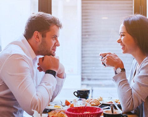 Tips For a Great First Date (That Don't Include Heartburn)