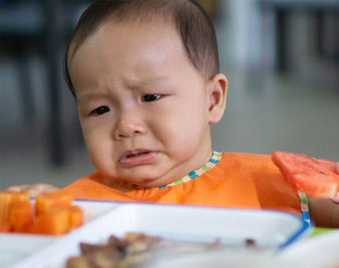 Signs of Acid Reflux in Children and Babies