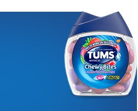 TUMS Chewy Bites to Assorted Berries