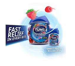 TUMS Chewy Bites