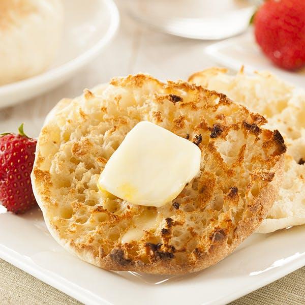 English muffin image