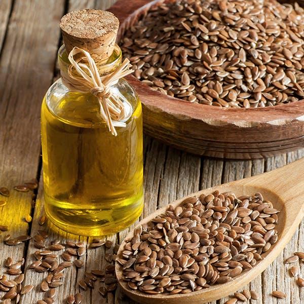 flaxseed oil image